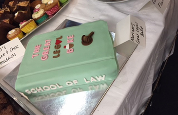 Cake for the LAC Legal Bake